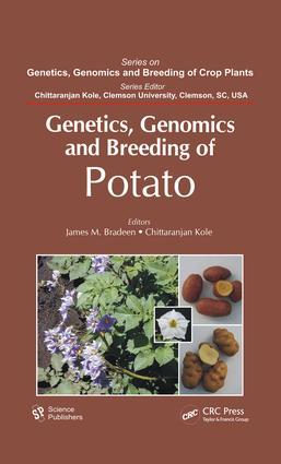 Genetics, Genomics and Breeding of Potato: 1st Edition (e-Book) book cover