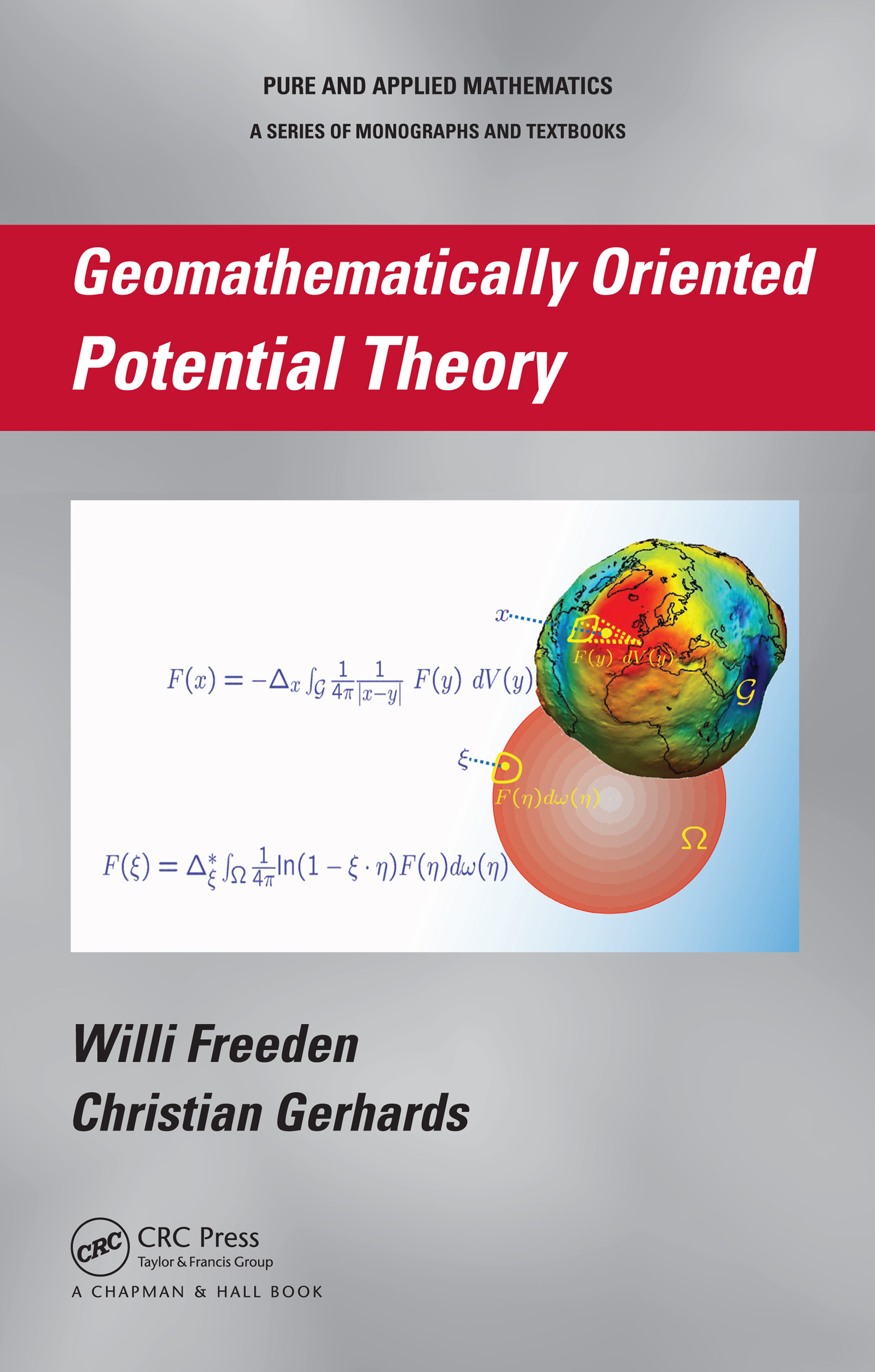 Geomathematically Oriented Potential Theory: 1st Edition (e-Book) book cover