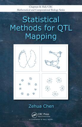 Statistical Methods for QTL Mapping: 1st Edition (e-Book) book cover