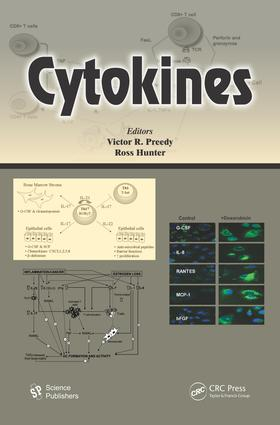 Cytokines: 1st Edition (e-Book) book cover