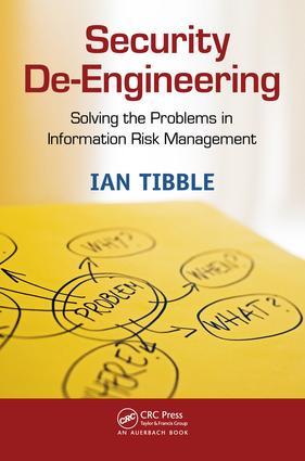 Security De-Engineering