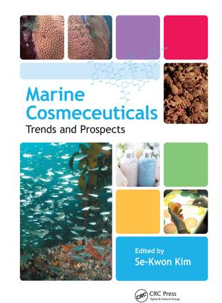 Marine Cosmeceuticals: Trends and Prospects, 1st Edition (e-Book) book cover
