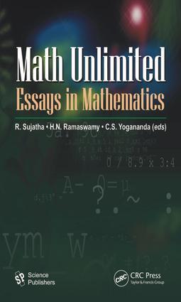 Math Unlimited: Essays in Mathematics, 1st Edition (e-Book) book cover