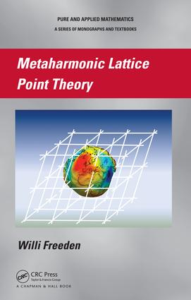 Metaharmonic Lattice Point Theory: 1st Edition (e-Book) book cover