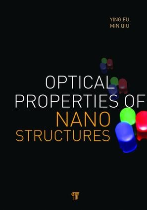 Optical Properties of Nanostructures: 1st Edition (e-Book) book cover