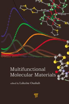 Multifunctional Molecular Materials: 1st Edition (e-Book) book cover