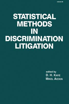 Defining the Relevant Population in Employment Discrimination