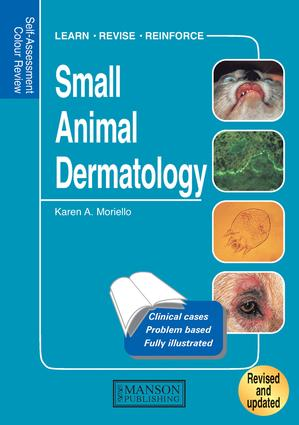 Small Animal Dermatology, Revised: Self-Assessment Color Review, 1st Edition (e-Book) book cover