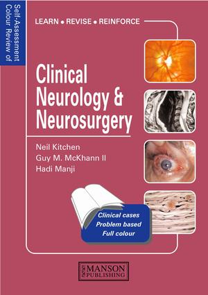 Clinical Neurology and Neurosurgery: Self-Assessment Colour Review, 1st Edition (e-Book) book cover