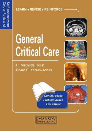 General Critical Care: Self-Assessment Colour Review, 1st Edition (e-Book) book cover
