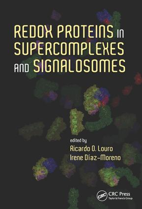 Redox Proteins in Supercomplexes and Signalosomes: 1st Edition (e-Book) book cover