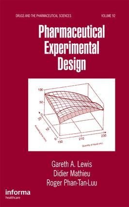 Pharmaceutical Experimental Design: 1st Edition (Hardback) book cover