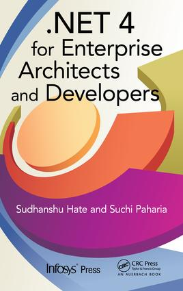 .NET 4 for Enterprise Architects and Developers: 1st Edition (e-Book) book cover