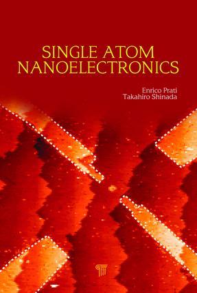 Single-Atom Nanoelectronics: 1st Edition (e-Book) book cover