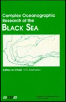 Complex Oceanographic Research on the Black Sea: 1st Edition (Hardback) book cover