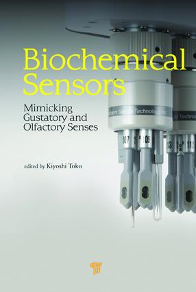 Biochemical Sensors: Mimicking Gustatory and Olfactory Senses, 1st Edition (e-Book) book cover