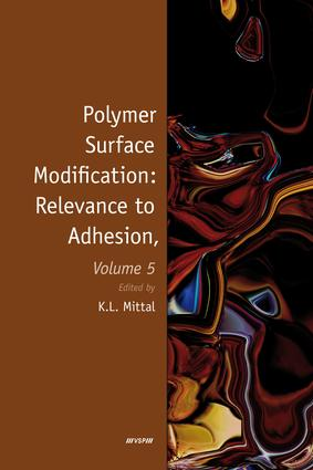 Polymer Surface Modification: Relevance to Adhesion, Volume 5