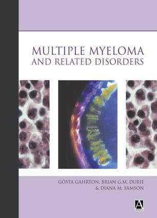Hematologic investigations: morphologic and phenotypic features of myeloma marrow diagnosis