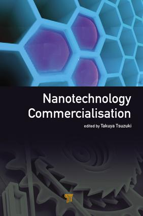 Nanotechnology Commercialization: 1st Edition (e-Book) book cover