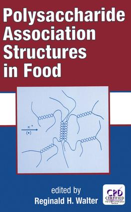 Polysaccharide Association Structures in Food book cover