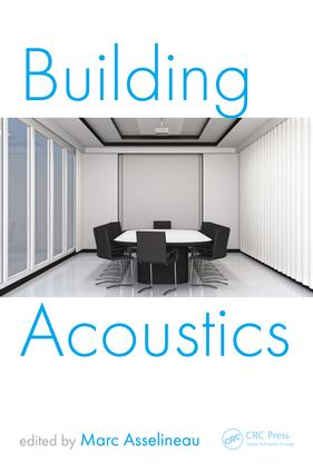 Building Acoustics: 1st Edition (e-Book) book cover