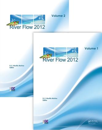 River Flow 2012: 1st Edition (e-Book) book cover