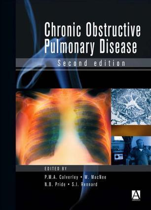 Chronic Obstructive Pulmonary Disease, 2Ed: 2nd Edition (e-Book) book cover