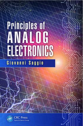 Principles of Analog Electronics: 1st Edition (e-Book) book cover