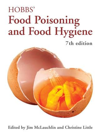 Hobbs' Food Poisoning and Food Hygiene: 7th Edition (e-Book) book cover