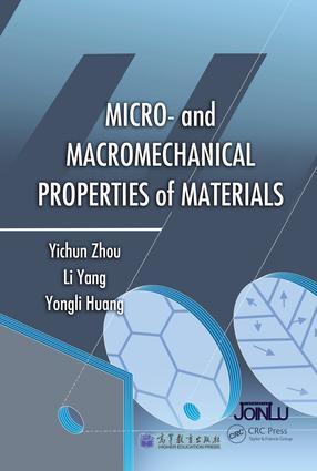Micro- and Macromechanical Properties of Materials