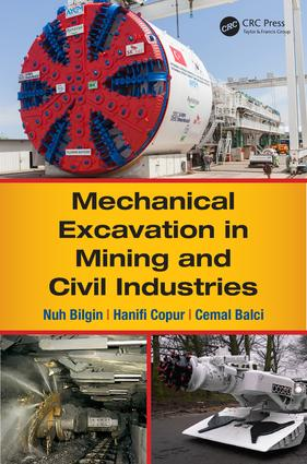 Mechanical Excavation in Mining and Civil Industries: 1st Edition (e-Book) book cover