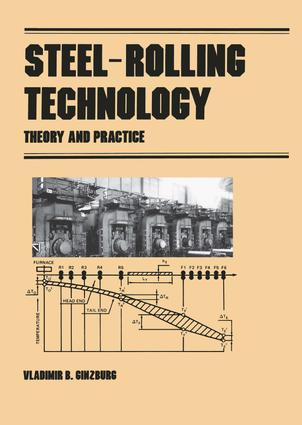 Steel-Rolling Technology: Theory and Practice book cover