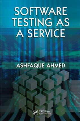 Software Testing as a Service: 1st Edition (e-Book) book cover
