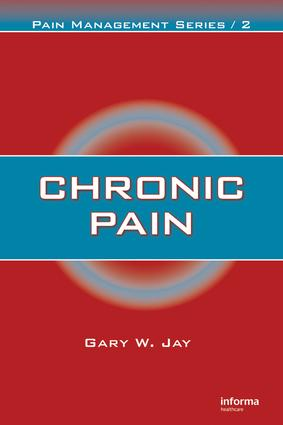 Chronic Pain: 1st Edition (e-Book) book cover