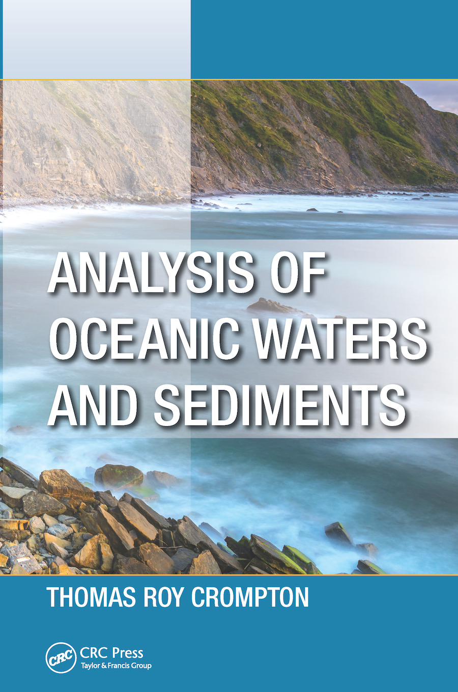 Analysis of Oceanic Waters and Sediments: 1st Edition (e-Book) book cover