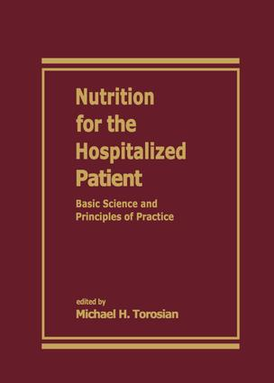 Complications of Parenteral and Enteral Nutritional Support