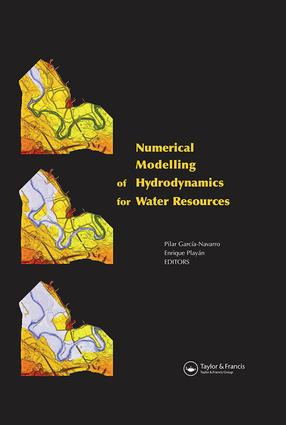 Numerical Modelling of Hydrodynamics for Water Resources: Proceedings of the Conference on Numerical Modelling of Hydrodynamic Systems (Zaragoza, Spain, 18-21 June 2007), 1st Edition (e-Book) book cover