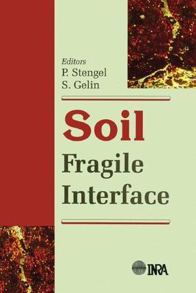 Soil: Fragile Interface, 1st Edition (Hardback) book cover