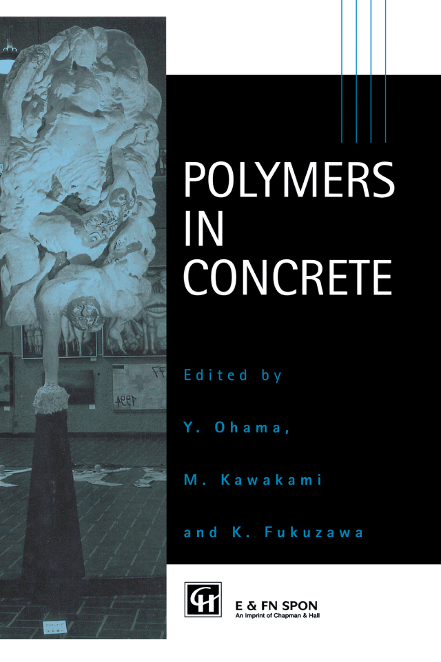 STUDIES OF A NEW NON-DISPERSIVE CONCRETE FOR USE UNDERWATER AND ITS APPLICATIONS