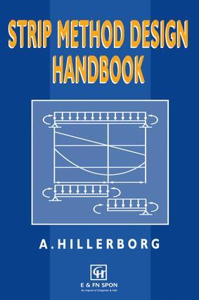 Strip Method Design Handbook: 1st Edition (e-Book) book cover