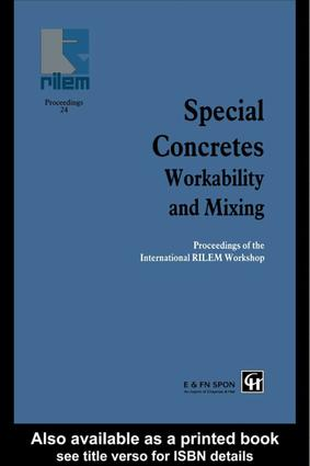 APPLICABILITY OF THE BINGHAM MODEL TO HIGH STRENGTH CONCRETE