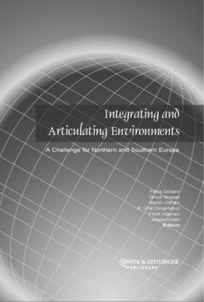 Integrating and Articulating Environments: 1st Edition (Hardback) book cover