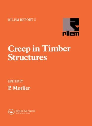 Creep in Timber Structures