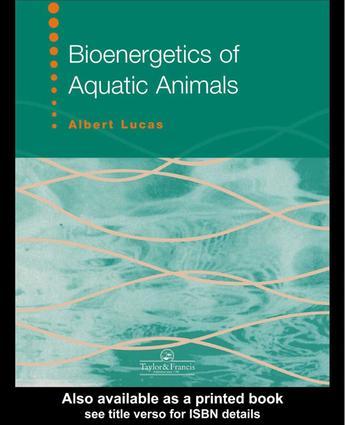 Bioenergetics of Organisms: Concepts