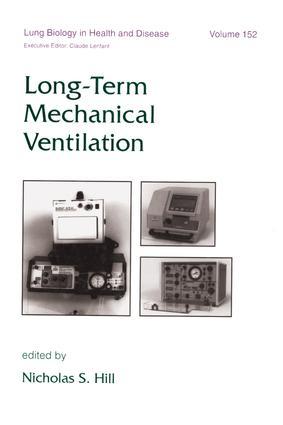 Long-Term Mechanical Ventilation: 1st Edition (Hardback) book cover