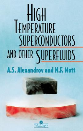 High Temperature Superconductors And Other Superfluids