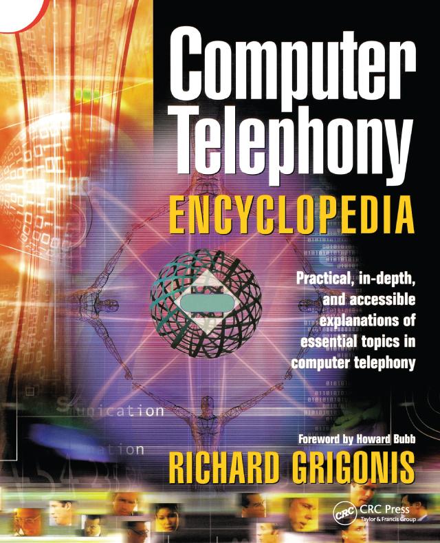 Computer Telephony Encyclopedia: 1st Edition (e-Book) book cover