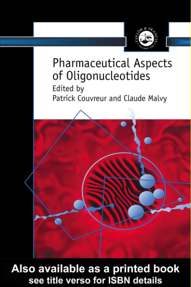 Liposomes for the Delivery of Oligonucleotides