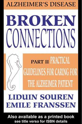 Broken Connections: Alzheimer's Disease: Part II