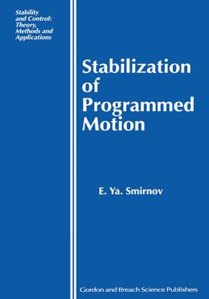 Stabilization of Programmed Motion
